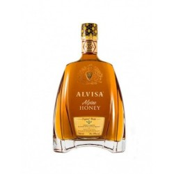 ALVISA Organic Honey 0.5l 35%