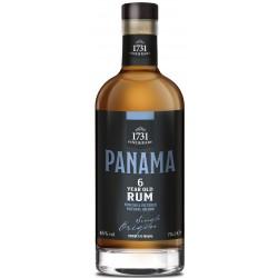PANAMA 6 Years Rum 46% 70 cl.