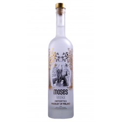 MOSES Vodka 0.7l 40%