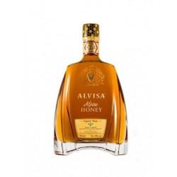 ALVISA Organic Honey 0.5l 35%