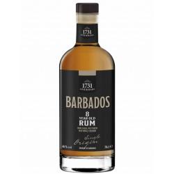 BARBADOS 8 Years Rum 46% 70...