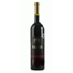 16/16 Red Liquer Wine 16%...
