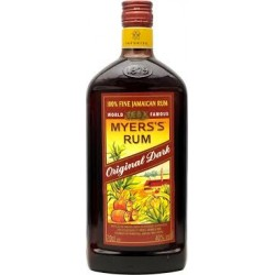Myers's Original Dark 40% 0.7L