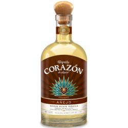 Tequila Corozan Anejo 40%...